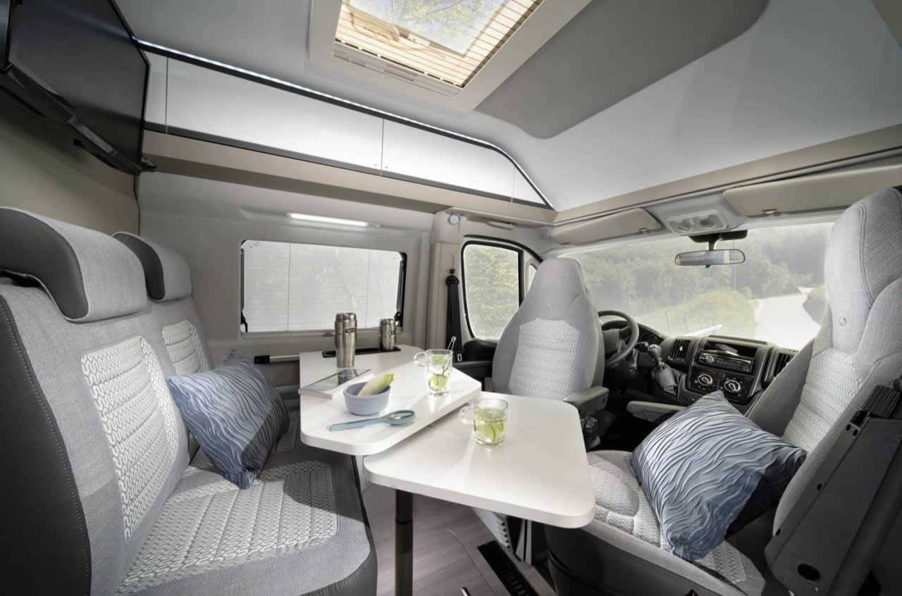 Alquiler de furgonetas camper en Pontevedra - BOA VILA